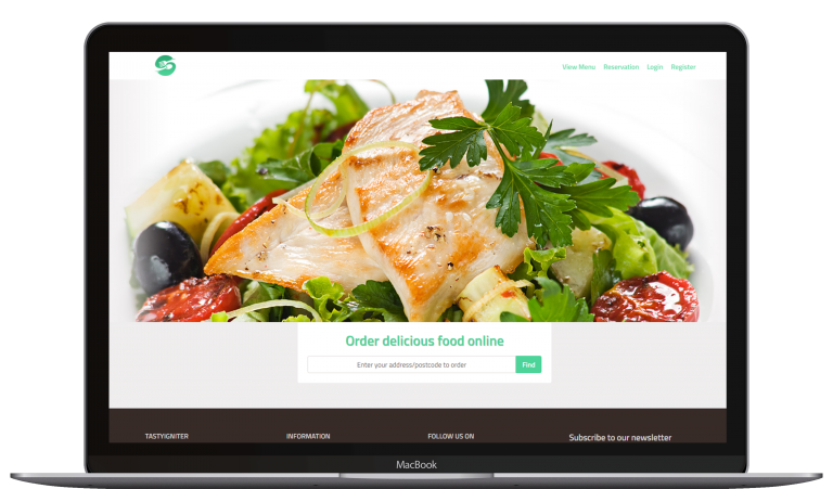 Online Ordering Restaurant POS (Point of Sale)